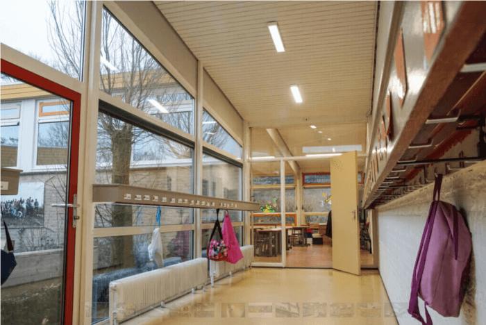 LED verlichting scholen