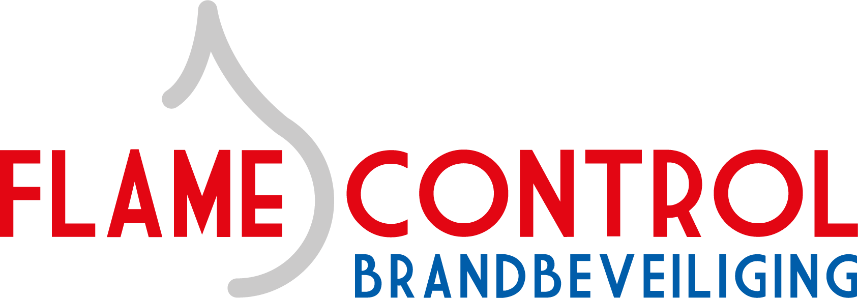 Logo Flame control