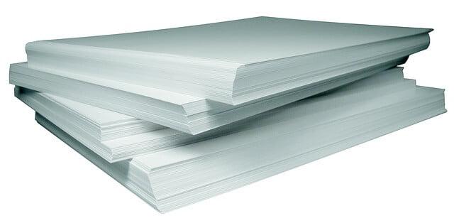 Papier met voordeel